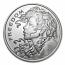 1oz Silver Shield Freedom Girl